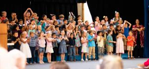 Kinder graduation 1