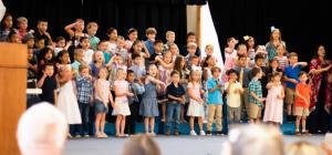 Kinder graduation 2