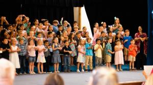 Kinder graduation 3